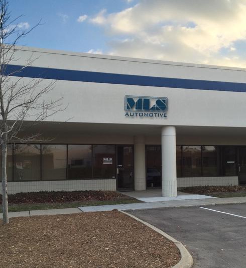 MLS Automotive office