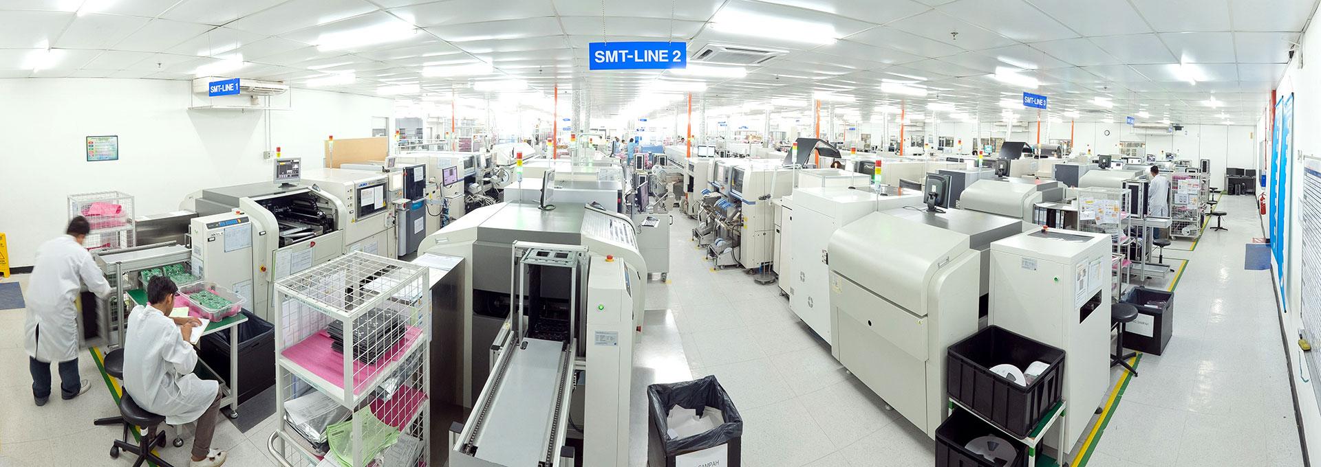 SMT factory MLS Automotive